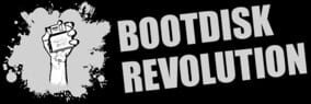 Logo of BOOTDISK REVOLUTION
