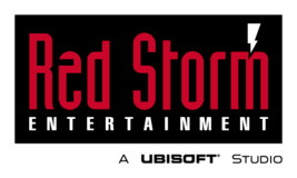 Logo of Red Storm Entertainment