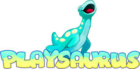Logo of Playsaurus