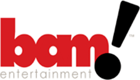 Logo of BAM! Entertainment