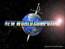 Logo of New World Computing