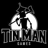 Logo of Tin Man Games