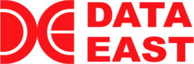Logo of Data East