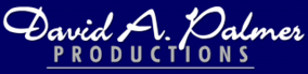 Logo of David A. Palmer Productions