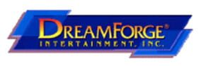 Logo of DreamForge Intertainment