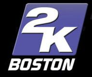 Logo of 2K Boston