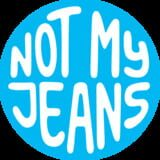Logo of Not My Jeans
