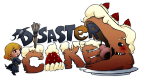 Logo of Disastercake