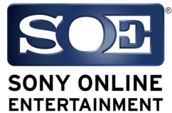 Logo of Sony Online Entertainment