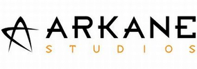Logo of Arkane Studios