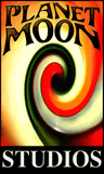 Logo of Planet Moon Studios