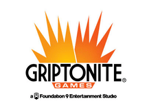 Logo of Griptonite Games