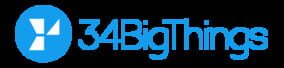 Logo of 34BigThings