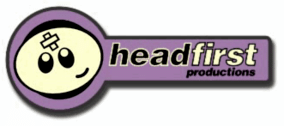 Logo of Headfirst Productions