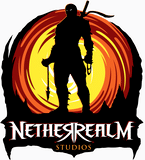 Logo of NetherRealm Studios