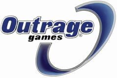 Logo of Outrage Games
