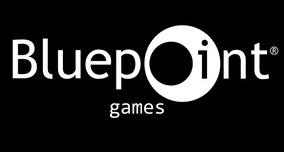 Logo of Bluepoint Games