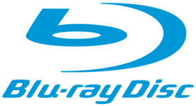 Logo for Blu-ray Disc