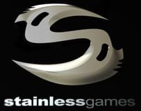 Logo of Stainless Games