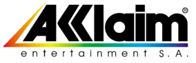Logo of Acclaim Entertainment