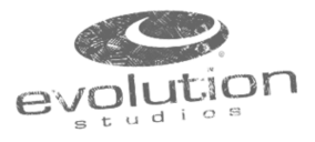 Logo of Evolution Studios