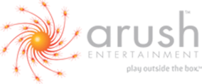 Logo of Arush Entertainment
