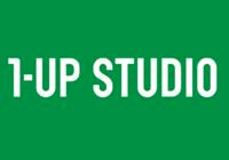 Logo of 1-UP Studio