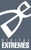 Logo of Digital Extremes