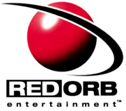 Logo of Red Orb Entertainment