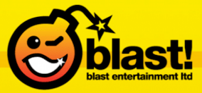 Logo of Blast! Entertainment