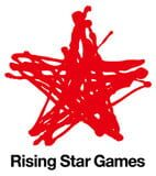Logo of Rising Star Games