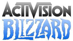 Logo of Activision Blizzard