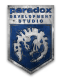 Logo of Paradox Development Studio