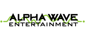 Logo of Alpha Wave Entertainment