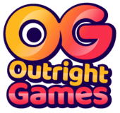 Logo of Outright Games