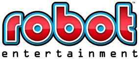Logo of Robot Entertainment