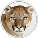 Logo for Mountain Lion