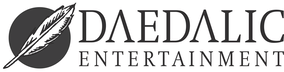 Logo of Daedalic Entertainment