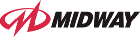 Logo of Midway Games
