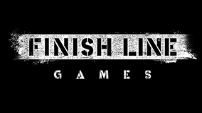 Logo of Finish Line Games