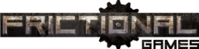 Logo of Frictional Games