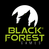 Logo of Black Forest Games