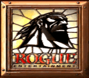 Logo of Rogue Entertainment