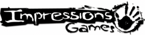 Logo of Impressions Games