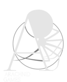 Logo of Arachnid Games