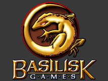 Logo of Basilisk Games