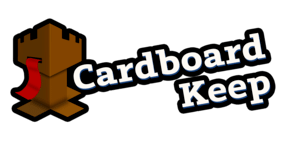 Logo of Cardboard Keep