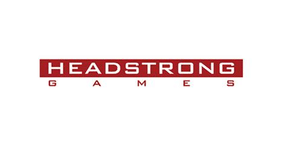 Logo of Headstrong Games