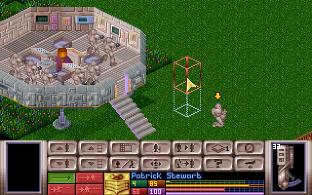 Ufo: enemy unknown - screenshot 23 abcgamessk