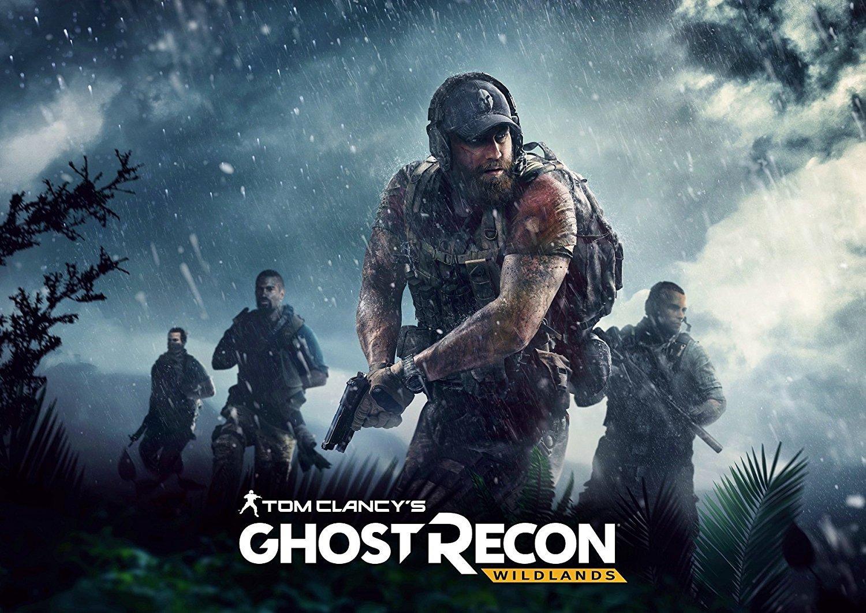 Tom Clancy's Ghost Recon: Wildlands - Press Kit